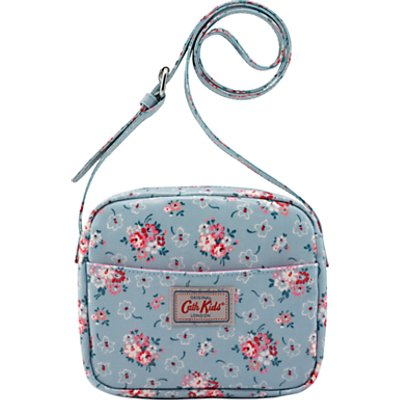 5055913986137 | Cath Kids Children s Lucky Bunch Print Across Body Handbag  Blue Store