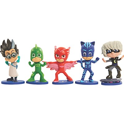 886144245817 | PJ Masks Collectable Figures  Pack of 5 Store
