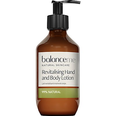 Balance Me Revitalising Hand & Body Lotion, 280ml