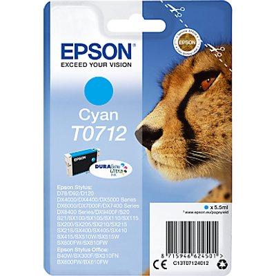 8715946624501 | Epson Cheetah T071 Colour Inkjet Printer Cartridge Store