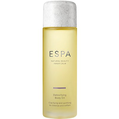 ESPA Detoxifying Body Oil, 100ml
