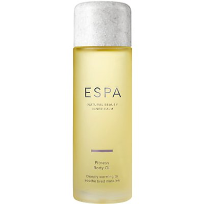 ESPA Fitness Body Oil, 100ml