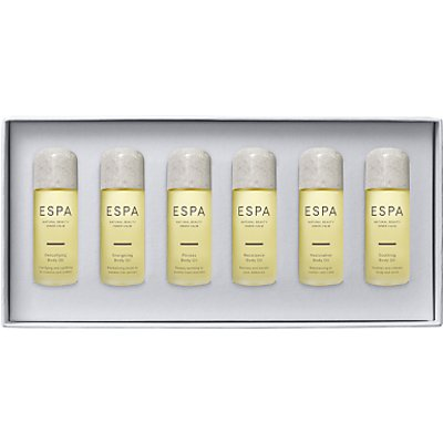 ESPA Luxurious Encounter Body Oil Collection