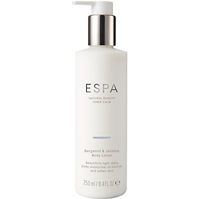 ESPA Bergamot & Jasmine Body Lotion, 250ml