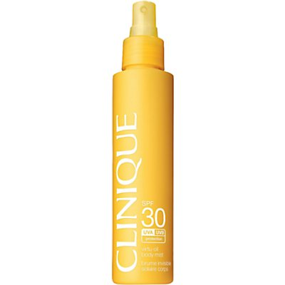 Clinique Virtu-Oil Body Mist SPF 30, 144ml