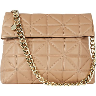 Karen Millen Quilted Chain Regent Shoulder Bag