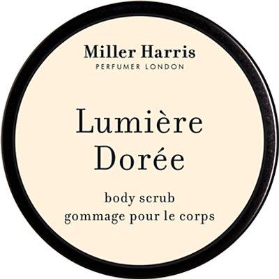 Miller Harris Lumière Dorée Body Scrub, 175ml