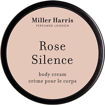 Miller Harris Rose Silence Body Cream, 175ml