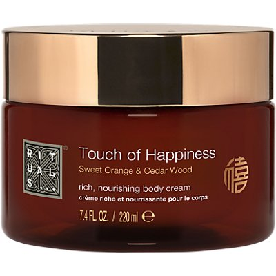 Rituals Laughing Buddha Touch Of Happiness Nourishing Body Cream, 220ml