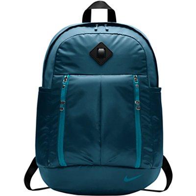 Nike Aura Print Backpack  Space Blue Blustery - 883419360213