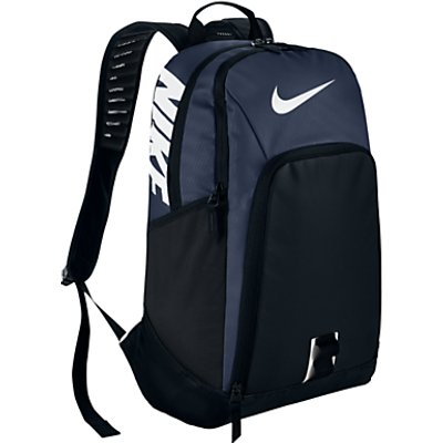 Nike Alpha Rev Backpack  Blue Black - 886061874374