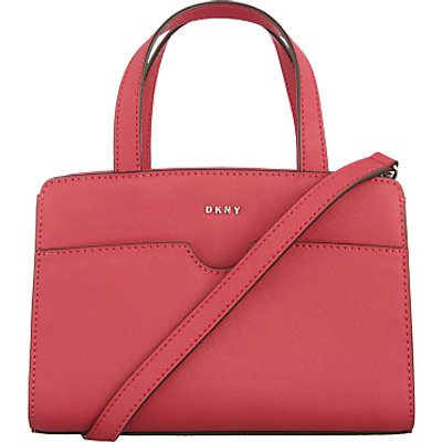 DKNY Bryant Park Leather Mini Satchel