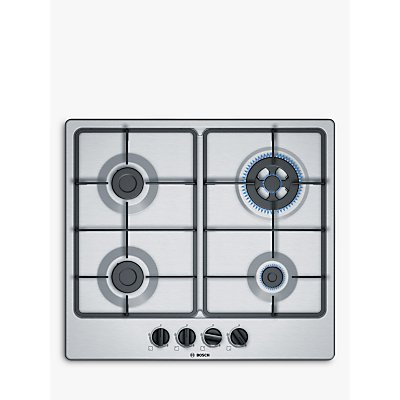 4242002929903 | Bosch PGH6B5B60 Gas Hob  Stainless Steel Store