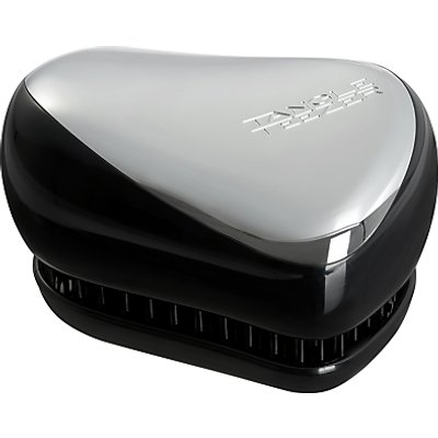 Tangle Teezer Compact Styler, Silver Chrome