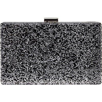 John Lewis Stowe Box Clutch Bag