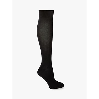 John Lewis Cotton Rich Knee High Socks