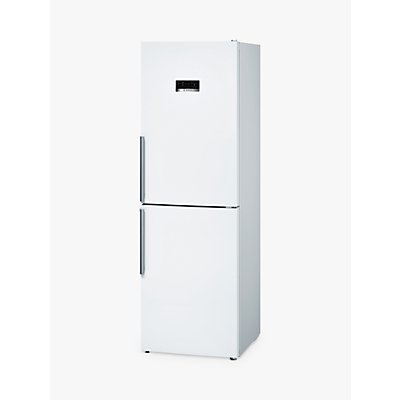 Bosch KGN34XW35G Freestanding Fridge Freezer, A++ Energy Rating, 60cm Wide, White