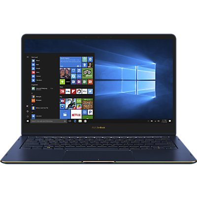 ASUS ZenBook UX370 Flip Laptop, Intel Core i5, 8GB RAM, 512GB SSD, 13.3 Full HD, Royal Blue