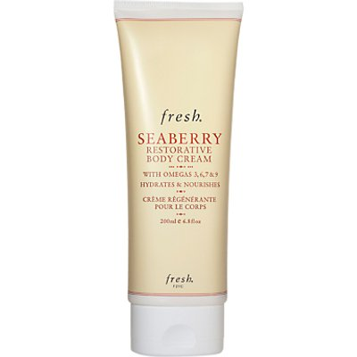 Fresh Seaberry Restorative Body Cream, 200ml