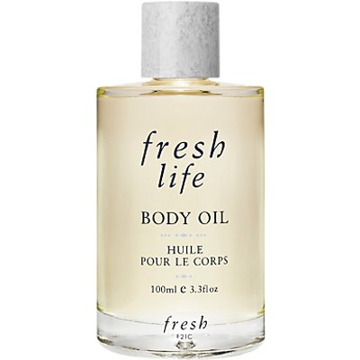 Fresh Life Body Oil, 100ml