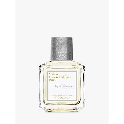 Maison Francis Kurkdjian Aqua Universalis Body Oil, 70ml