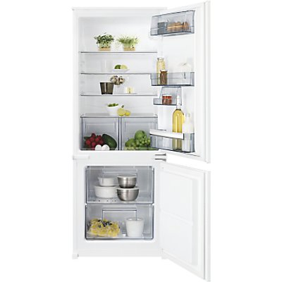 AEG SCB51421LS Integrated Fridge Freezer, A++ Energy Rating, 54cm, White