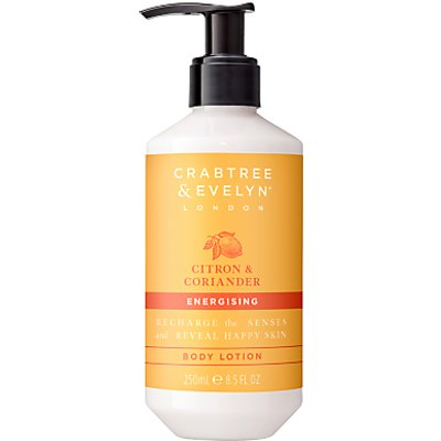 Crabtree & Evelyn Citron & Coriander Energising Body Lotion, 250ml