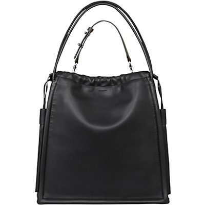 AllSaints Dive North South Tote Bag, Black