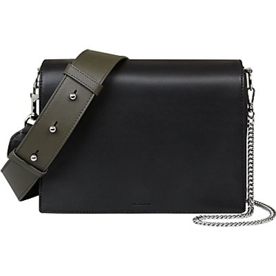 AllSaints Zep Box Bag
