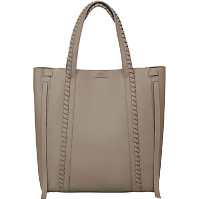 AllSaints Ray North South Tote Bag