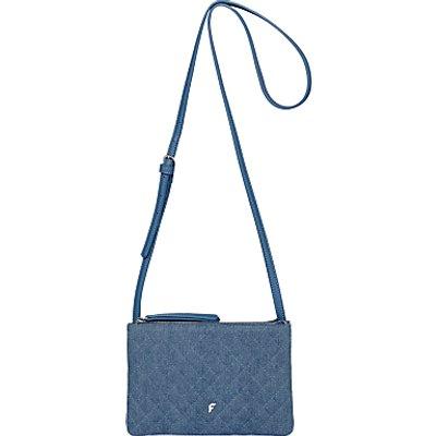 Fiorelli Bunton Double Compartment Patterned Across Body Bag