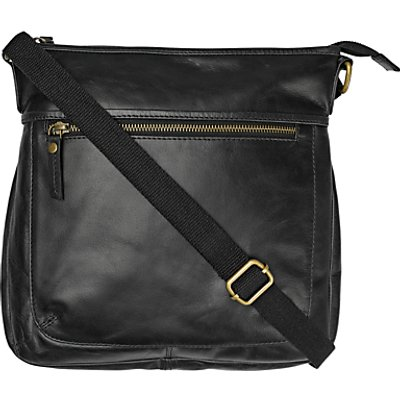 Fat Face Ally Across Body Bag, Black