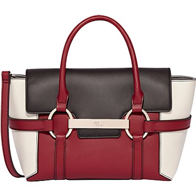 Fiorelli Barbican Small Flapover Colour Block Tote Bag