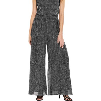 V By Very Lurex Wide Leg Trousers