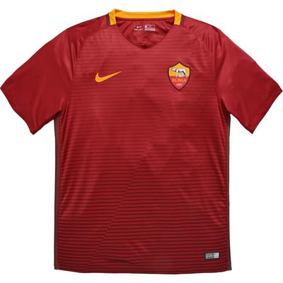 Nike Mens Roma FC 201617 Home Shirt