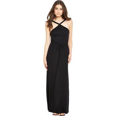 V By Very Plait Neck Jersey Maxi Dress