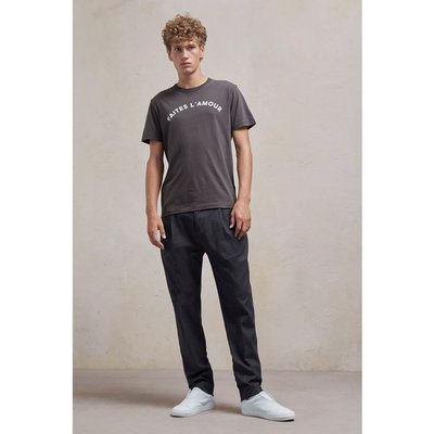 Palotel Stretch Trousers - charcoal melange