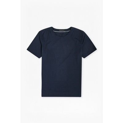 Pop Dean Cotton T-Shirt  - marine blue