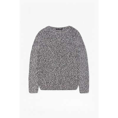 Ska Knitted Jumper  - black/white