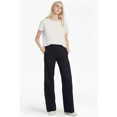 Summer Talulah Straight Leg Trousers - utility blue