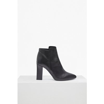 Reina High Heel Ankle Boots - black