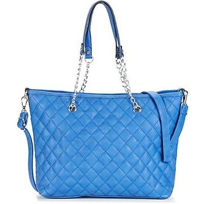 Moony Mood  DOUTUNI  women's Shopper bag in blue