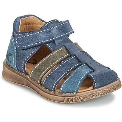 Citrouille et Compagnie  FRINOUI  boys's Children's Sandals in blue