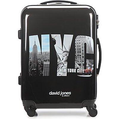David Jones  STEBI  women's Hard Suitcase in black