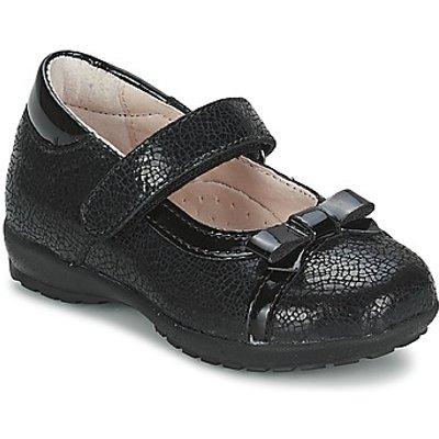 Citrouille et Compagnie  TETRAS  girls's Children's Shoes (Pumps / Ballerinas) in black
