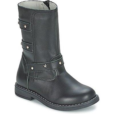 Citrouille et Compagnie  ELZA  girls's Children's High Boots in black