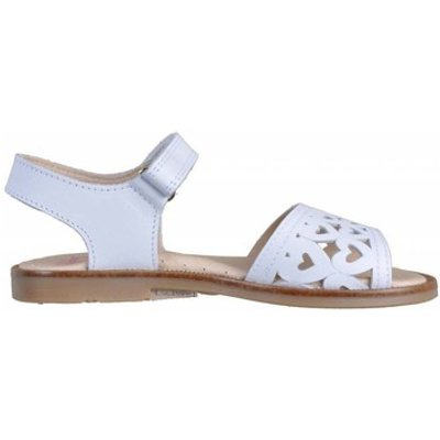 Pablosky  OLIMPO MARY  girls's Children's Sandals in white