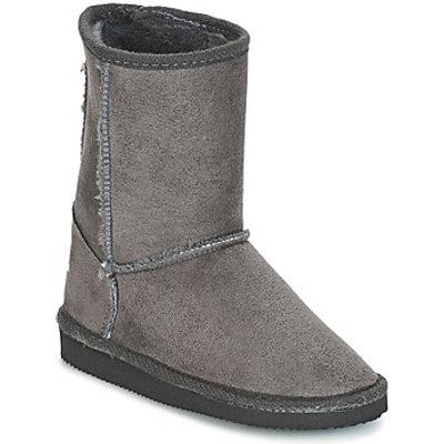 Citrouille et Compagnie  ZOONO  boys's Children's High Boots in grey
