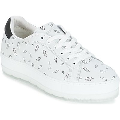 Diesel  S ANDYES  WOMAN  women s Shoes  Trainers  in white