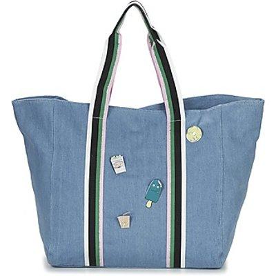 Paul   Joe Sister  HASSINA  women's Shopper bag in blue
